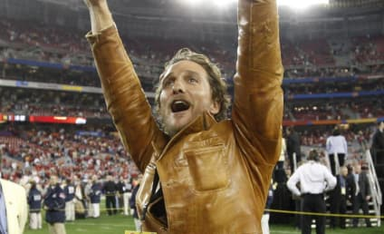 McConaughey Corvette Sold for Oprah Charity; Non-Gay Talk Show Host Fundraiser Tix Sell Out