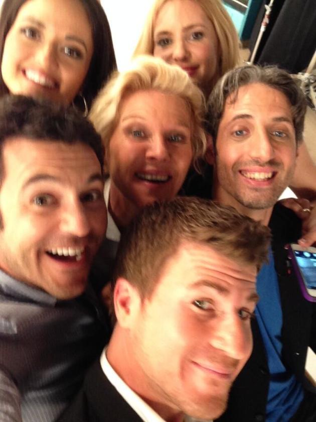 The Wonder Years Cast Photo