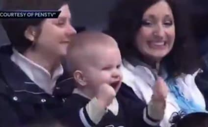 2-Year Old Fan Loves Hockey WAY More Than You Do