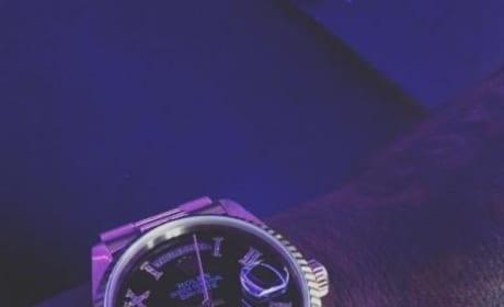 Wiz Khalifa Watch Photo