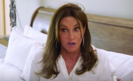 Caitlyn Jenner Wears Swimsuit For the First Time on I Am Cait