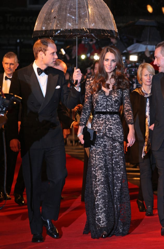 William With Kate