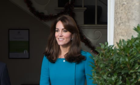 Kate Middleton Recycles Emilia Wickstead for Action on Addiction Engagement