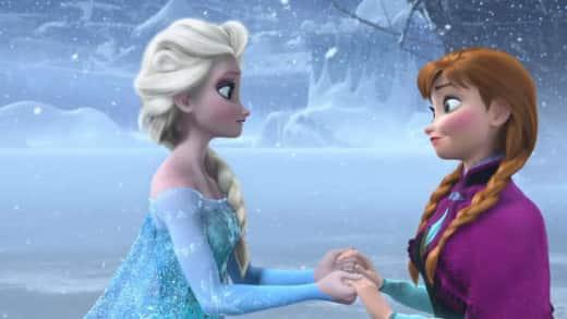 Frozen Siblings