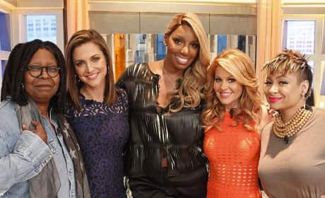 Nene Leakes on The View