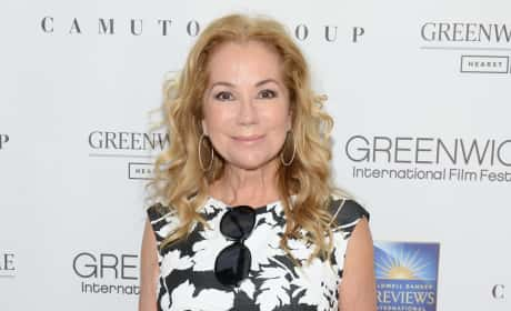 Kathie Lee Gifford at Greenwich International Film Festival