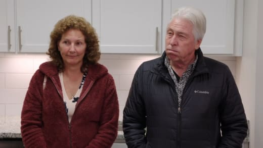 Betty Gibbs and Ron Gibbs are stunned and angry