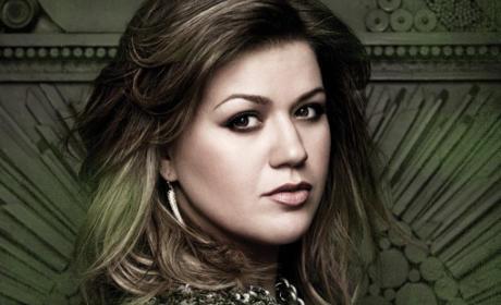 Kelly Clarkson Single Art