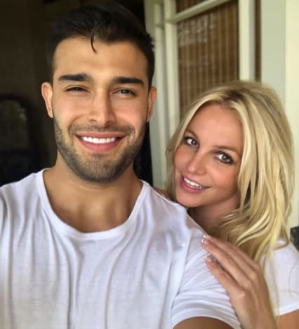 Britney With Sam
