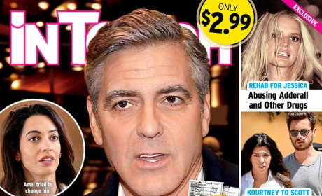 George and Amal Clooney Divorce Rumors
