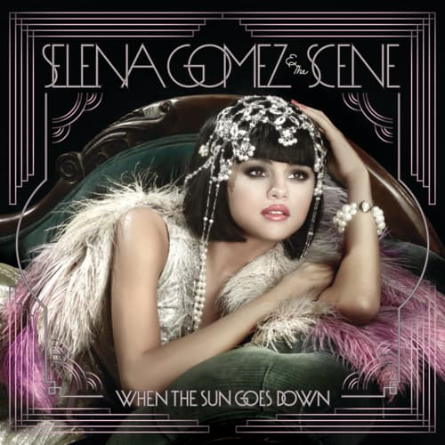 Selena Gomez Album Art