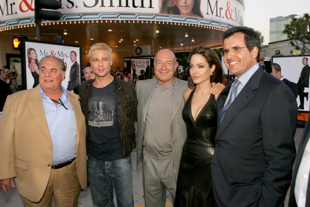 Mr Mrs Smith 2005 Premiere The Hollywood Gossip
