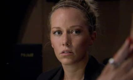 Kendra Wilkinson: Over Hank Baskett? Giving Guys Her Number?