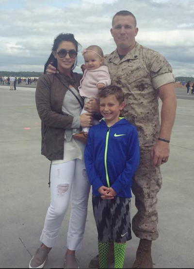 Bristol Palin and Family