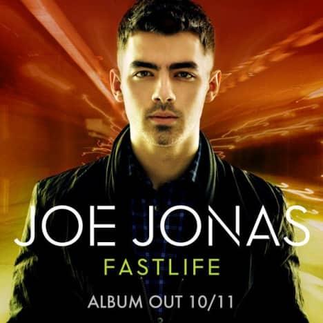 Joe Jonas Album Cover