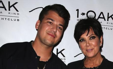 Rob Kardashian to The Biggest Loser?
