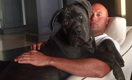 Derek Jeter, Dog
