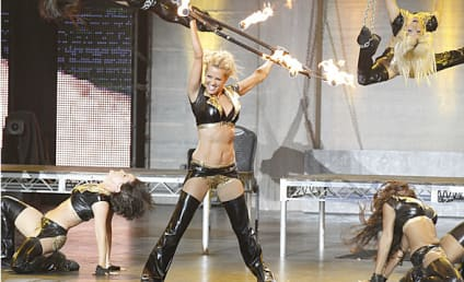 America's Got Talent in Vegas: Fire, Fire and More Fire!