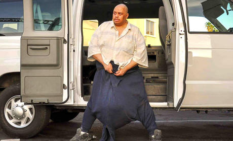 The Man With The 132 Lb Scrotum