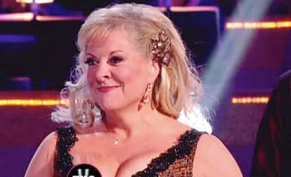 Nancy Grace on DWTS Nip Slip: Only Jiggling!
