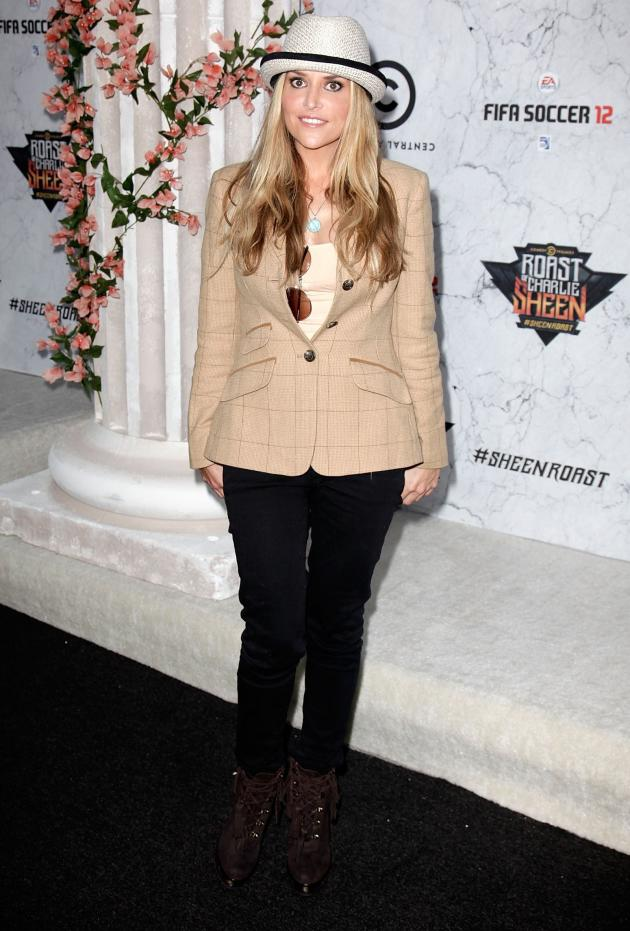 Crazy Brooke Mueller