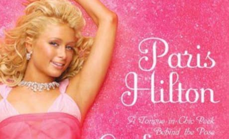 Paris Hilton Book Cover