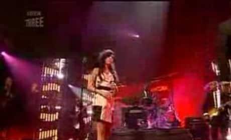 Amy Winehouse: MOBO Awards