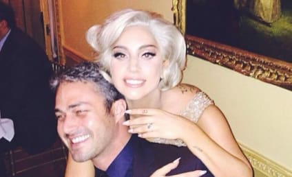 Taylor Kinney Posts Precious Engagement Photo: Lady Gaga Said Yes!!!