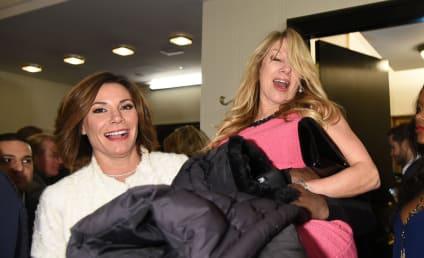 Kate Middleton, Ramona Singer & More: Star Sightings 12.10.2015