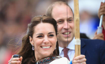 Kate Middleton Would Never Survive The Hunger Games