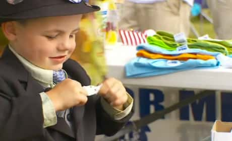 Four-Year-Old Reelected Mayor