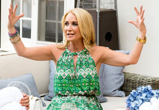 Kim Richards on RHOBC