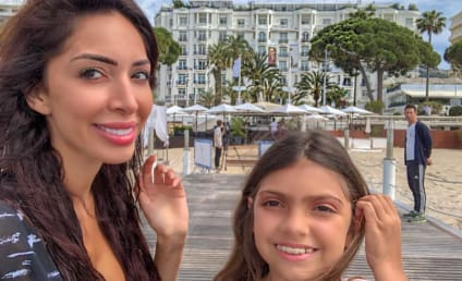 Farrah Abraham Shares Disturbing Photos on Daughter's Instagram