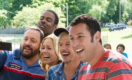 Grown Ups 2 Reviews: Colossal Waste of Time?