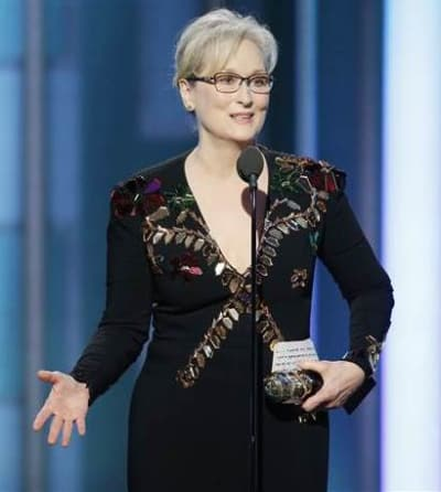 Meryl Streep on Stage