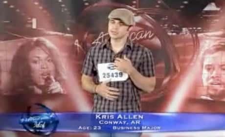 Kris Allen Audition