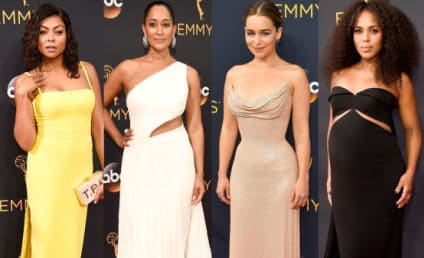 Emmy Awards Fashion: And the REAL Winners Were...