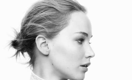 Jennifer Lawrence Dior Ads: Glowing and Gorgeous!