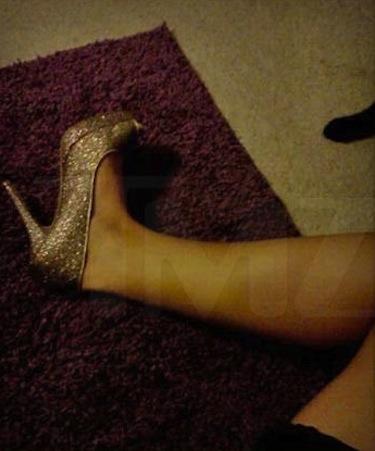 Sydney Elaine Leathers Heels