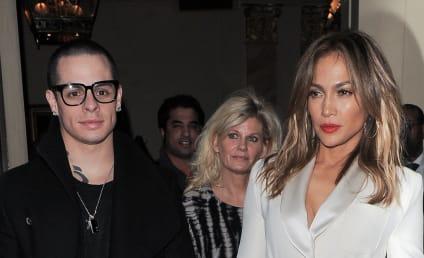 Jennifer Lopez and Casper Smart FAKED Their Breakup?!