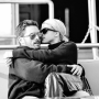 Sofia Richie and Scott Disick, Valentines Throwback