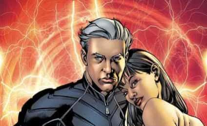 Quicksilver and Scarlet Witch to Appear in The Avengers 2