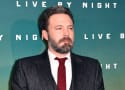 Ben Affleck: Already Giving Up on Sobriety?