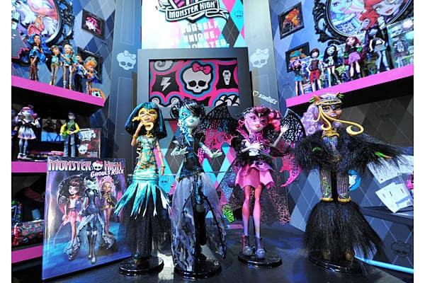 Goth Barbie Picture