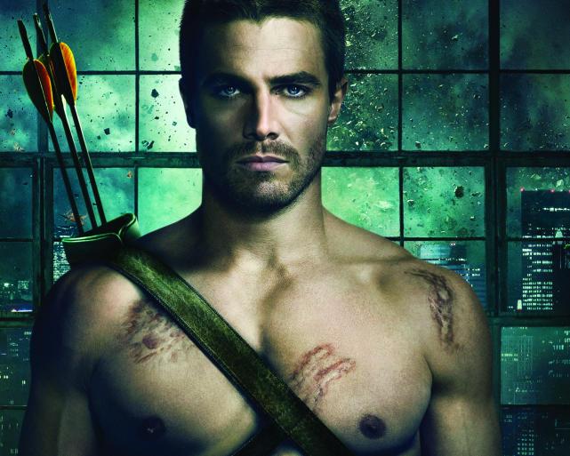 Stephen Amell (Arrow)