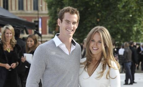 Kim Sears and Andy Murray Photo