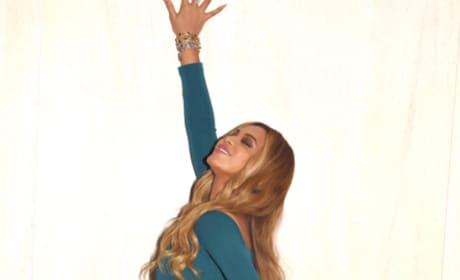 Beyonce: I'm Pregnant!