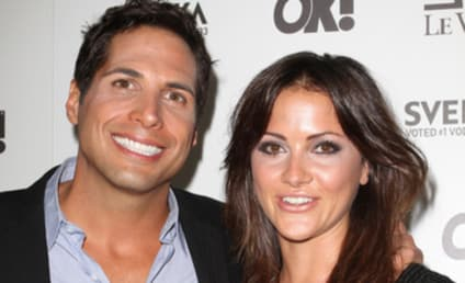 Joe Francis and Christina McLarty: Married!