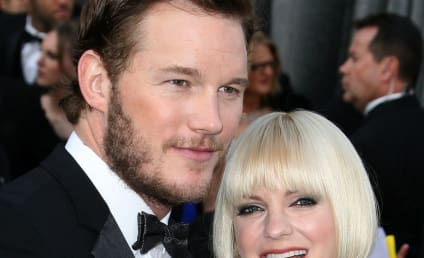 Anna Faris: I'm So Scared Chris Pratt is Cheating on Me!