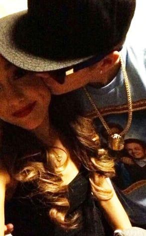 Justin Bieber and Ariana Grande